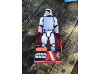 Star Wars force awaken storm trooper 18inch figure