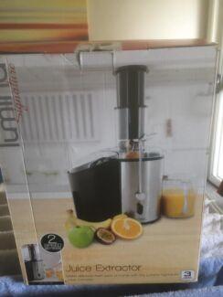 Vege and fruit juicer