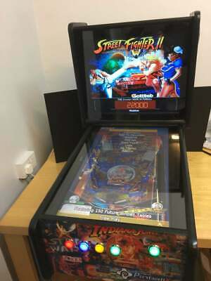 Deluxe Mini Virtual Pinball Machine choose to collect and save £££