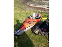 Advance element single kayak