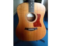 Taylor 110e Acoustic guitar American model
