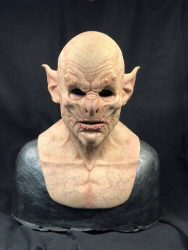 Madness FX - Havoc the Orc - Full Silicone Mask