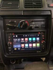 98-2017 Toyota Hilux car DVD Gps head unit with free revere camera Revesby Bankstown Area Preview