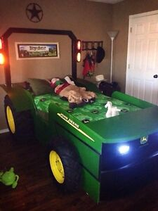 tractor bed plans , John Deere Style