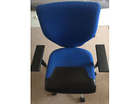 Office chair Orange box X10 model for sale in great condition.