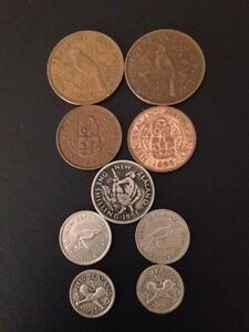 New Zealand coins Beenleigh Logan Area Preview