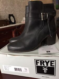 9.5 Leather Frye Boots