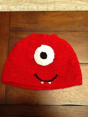 unique yo gabba gabba muno knit hat handmade winter