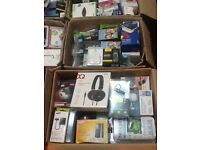BIG JOBLOT of brand new mobile phone accessories. APPROX 500 pieces. £1500 fixed price
