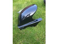 Gsxr k1-k3 600-750 rear carbon fibre hugger in great condition