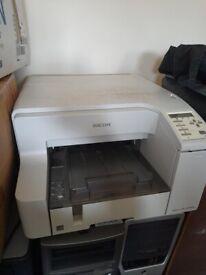 Ricoh aficio gx e3300n printer