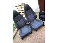BMW Z3 interior - 2 seats and door cards