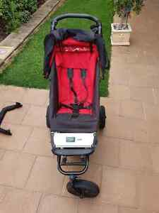 Mountain Buggy Swift + Bassinet + Scooter + extras Ingle Farm Salisbury Area Preview