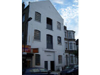 7 Room Studio, art, music, photography, video, office, commercial. Dalston Stoke Newington Hackney