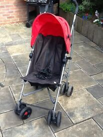 Mamas and papas umbrella buggy