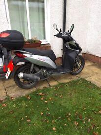 KSR 125cc Scooter