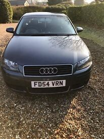 AUDI A3 Special Edition 1.6 3dr 2005