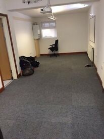 SPACIOUS OFFICE FOR RENT IS AVAILABLE NOW IN VICARAGE ROAD LEYTON