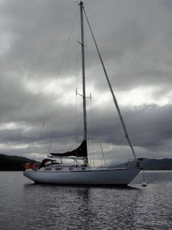 Miller and Whitworth ex Sydney to Hobart. Franklin Huon Valley Preview