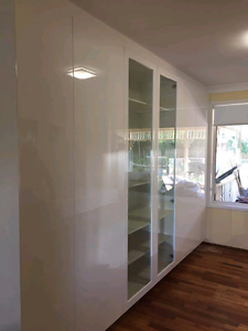Custom made hinge door wardrobes from $1000 Ryde Ryde Area Preview
