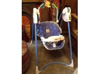 Fisher Price rocking , musical chair