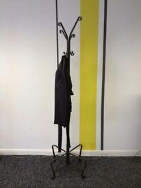 Black IKEA Coat Stand