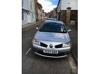 Renault Megane 1.9 dCi Dynamique S 5dr 2007 Full year MOT