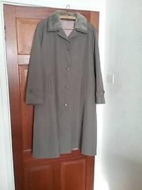 As New Ladies Dannimac Raincoat