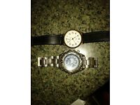 various watches male and female some 1 needs attention to strap