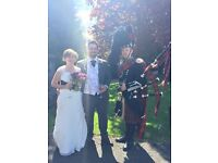 Professional Bagpiper for all Occasions