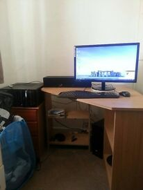 Pc setup gaming ready