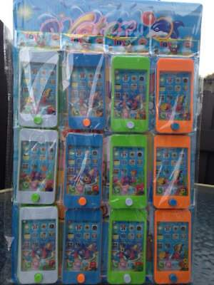 LOT of 12 Toys for Boys Girls SMART PHONE WATER TOSS RING Kids Gift Party Favor - Smart Toys For Kids