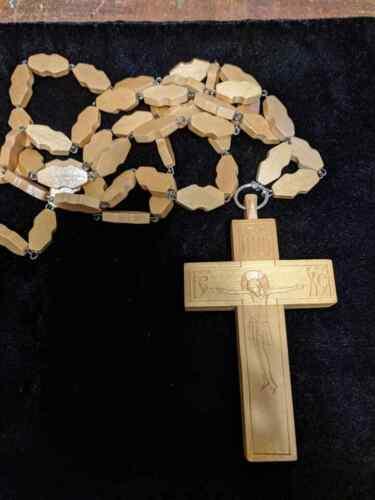 Pectoral cross, priest cross, Orthodox clergy cross, Russian cross