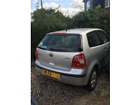 Volkswagen Polo Twist 1.4 (£1,000 ONO) - MOT passed May '16, 77667 miles, Manual, great condition