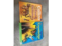 Child's dictionary and book of knowledge