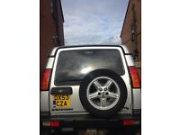 landrover discovery td5 GS 2.5d 5 door 7 seater