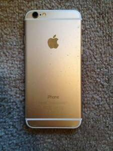 Apple iPhone 6 64GB White/Gold Nunawading Whitehorse Area Preview