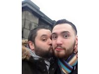 Gay couple looking for one bedroom flat in Edinburgh (from mid september)