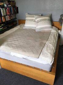 Super King Bed incl. Super Comfy mattress