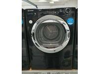 Candy Grand'O Vita 9Kg Dryer - Black ( 12 Months Waranty )