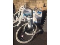 Bestway 10ft Inflatable Pool + Heater & Accessories