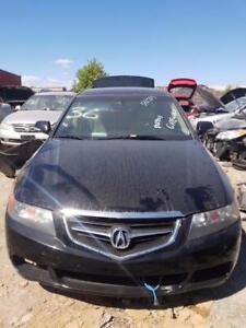 2003 to 2008 Acura TSX Parts