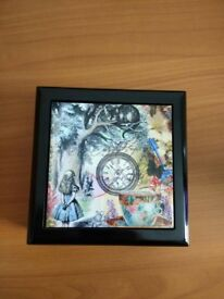 Alice in Wonderland Jewellery Box