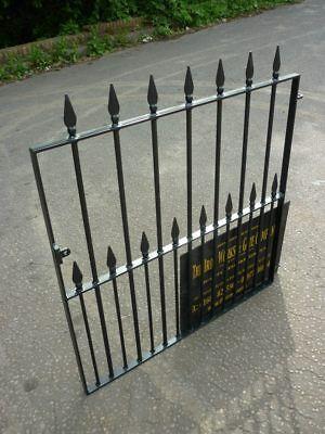COLSTON GARDEN GATE 36