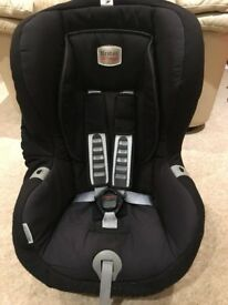 Britax Romer Duo plus car seat
