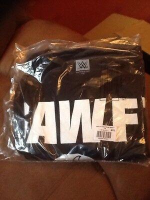 Brand New Official WWE Enzo Cass You're Sawft Black T-shirt Size 4XL