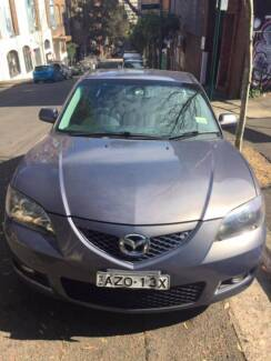 2007 Mazda Mazda3 Sedan Perfect Condition Low KMs Surry Hills Inner Sydney Preview