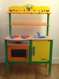 John Crane Petite Cuisine Kitchen- (children's toy kitchen) great condition-£25
