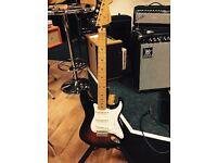 Fender stratocaster 50's series
