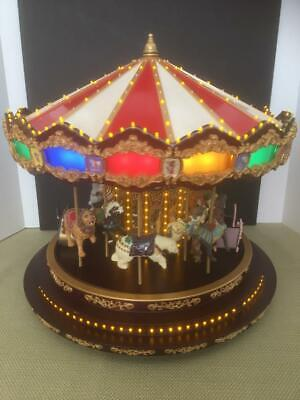 Mr Christmas Royal Marquee Deluxe Grand Carousel 901593 ()